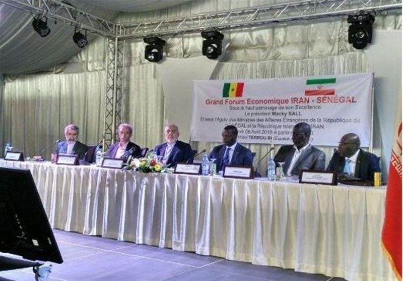 Iran, Senegal Resolved to Boost Economic Cooperation: Zarif