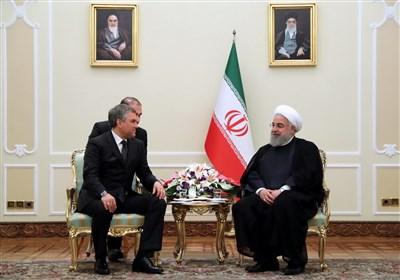 روحانی: همکاری ایران و روسیه تا رسیدن به امنیت کامل در سوریه ادامه می یابد