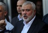 هنیة: المقاومة وعلى رأسها القسام تخوض معارک على جبهات متعددة