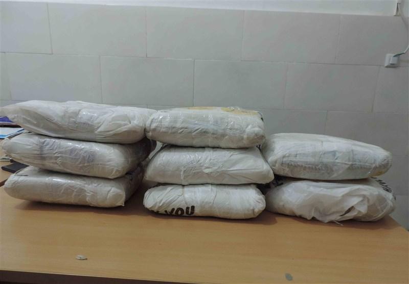 البرز| 293 کیلوگرم تریاک در شهرستان فردیس کشف شد