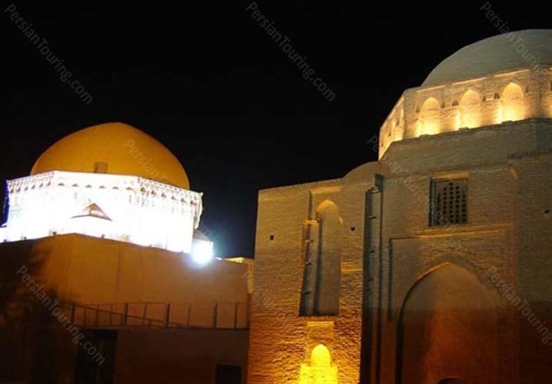 Mausoleum of Davazdah Imam in Iran's Yazd