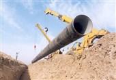 تهران| طرح خط انتقال آب تصفیهخانه ماملو به فرونآباد به بهرهبرداری رسید