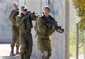 بازداشت 16 فلسطینی در یورش نظامیان صهیونیست به کرانه باختری