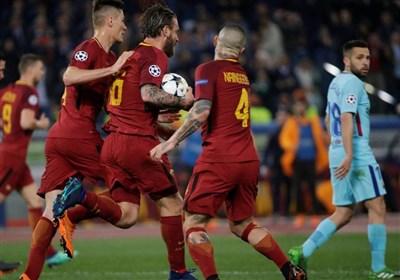 لیگ قهرمانان اروپا| لیورپول با تکرار پیروزی مقابل منچسترسیتی راهی نیمه نهایی شد/ معجزه رم، بارسلونا را حذف کرد