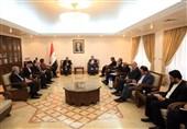"""الرئیس السّوری یرحّب بإنشاء فرع لجامعة """"آزاد"""" الإسلامیة فی سوریا"""