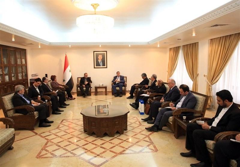 Syrian President Welcomes Opening of Iranian University in Syria: Velayati