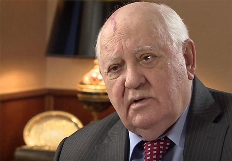 گورباچف: ژست پیروزی غرب در جنگ سرد یک خطا بود