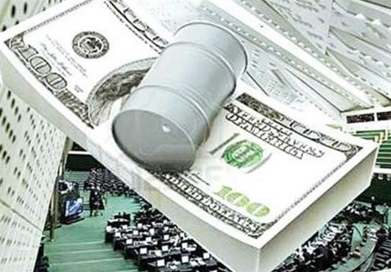 رشد 57 درصد درآمد نفتی کشور در 8 ماهه امسال