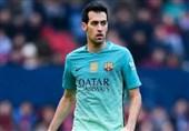 بوسکتس: باخت به رُم، سنگینترین ضربه دوران حضورم در بارسلونا بود