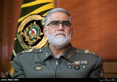 Iran Has Intelligence Data on Bases in Region: General