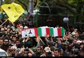 """پیکر شهید """"یوسفی"""" در بیرجند تشییع میشود"""