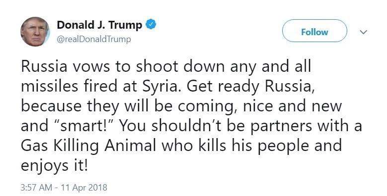 توییت-ترامپ-روسیه-آماده-باش،-موشکها-در-راهند