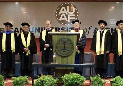 دامن زدن دانشگاه آمریکایی به اختلافات قومی در افغانستان