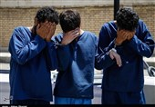 خورستان  دستگیری 2 سارق حرفهای با 15 فقره سرقت در بندر ماهشهر