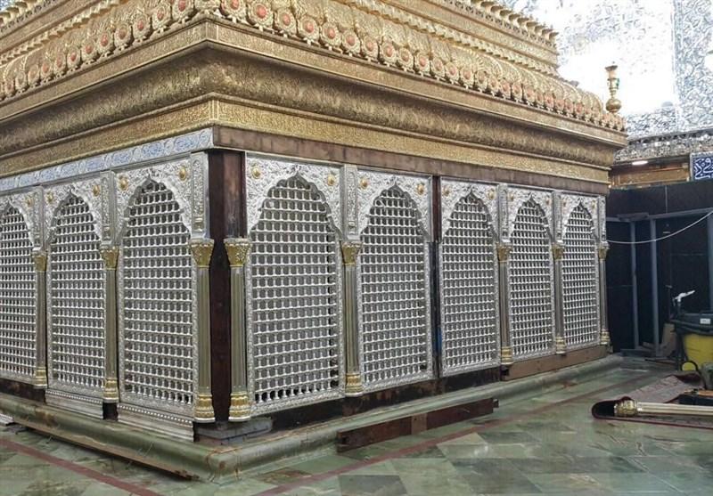 بوشهر  مردم استان بوشهر 35 میلیارد ریال به ساخت ضریح قمر بنیهاشم(ع) کمک کردند