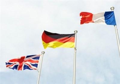 واکنش سه کشور اروپایی به تصمیمات جدید آمریکا درباره برجام