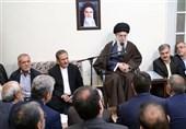 تکرار/ امام خامنهای در جمع کارگزاران نظام: اگر اعمال نیک گذشته را انجام نمیدهید، بدانید عقب رفتهاید