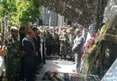 تهران| دومین سالگرد شهادت نخستین شهید مدافع حرم ارتش در شهریار به روایت تصویر