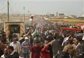 حماس خواستار حضور گسترده در تظاهرات سالروز اشغال فلسطین شد