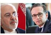 Iranian, German Top Diplomats Discuss JCPOA