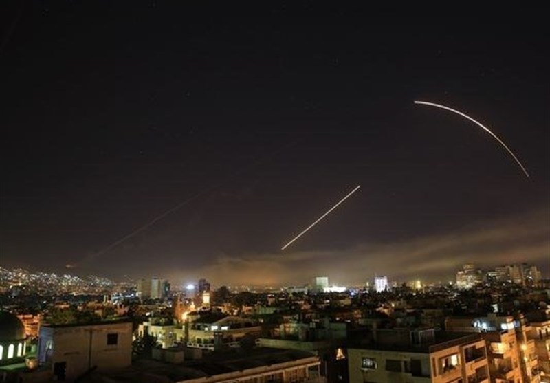 IRGC Warns Syria Strike Perpetrators against Consequences