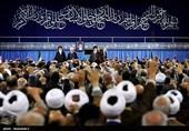 Iranian Officials, Muslim Diplomats Meet Leader in Tehran