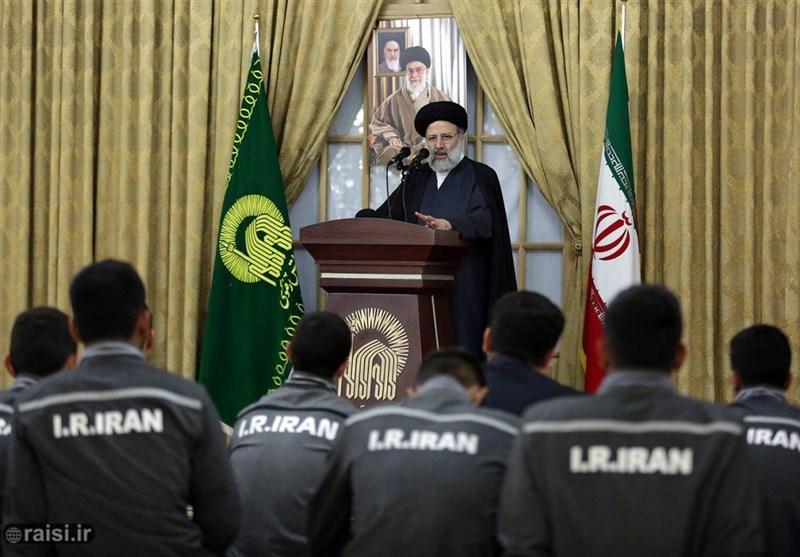«ﻓﺘﻮت، غیرت و ایمان» از ویژگیهای ورزشکاران ایرانی است