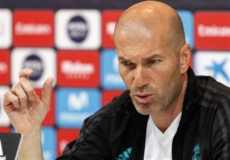 زیدان: هر روز بر دشمنان رئال مادرید اضافه میشود/ بیلبائو شایسته حضور در جایگاه فعلی نیست