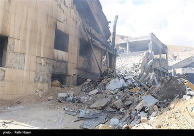 Syria's Cancer Treatment Center Destroyed in US-Led Attack