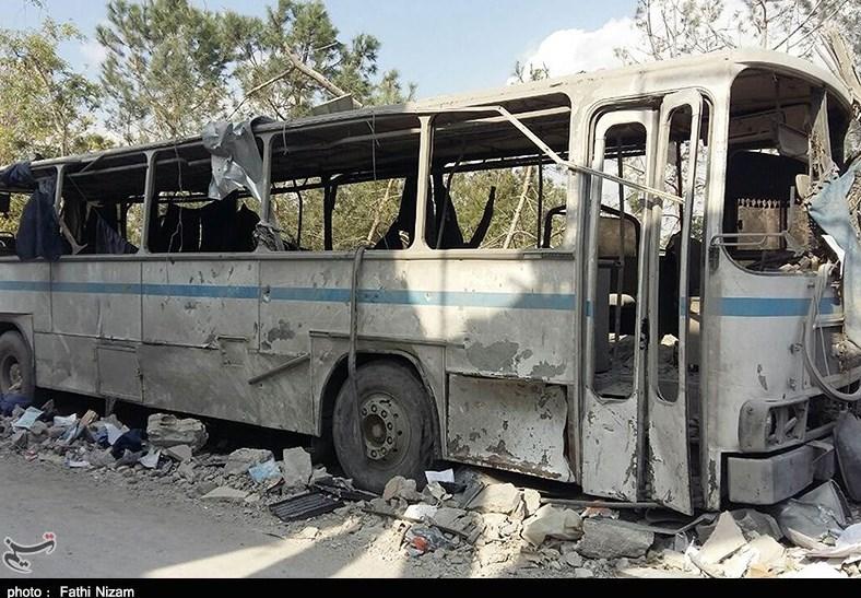 تصاویر اختصاصی تسنیم از مرکز تحقیقات علمی سوریه که آمریکا به آن حمله کرد