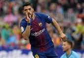 لالیگا| بارسلونا با رکوردشکنی به رئال مادرید کمک کرد