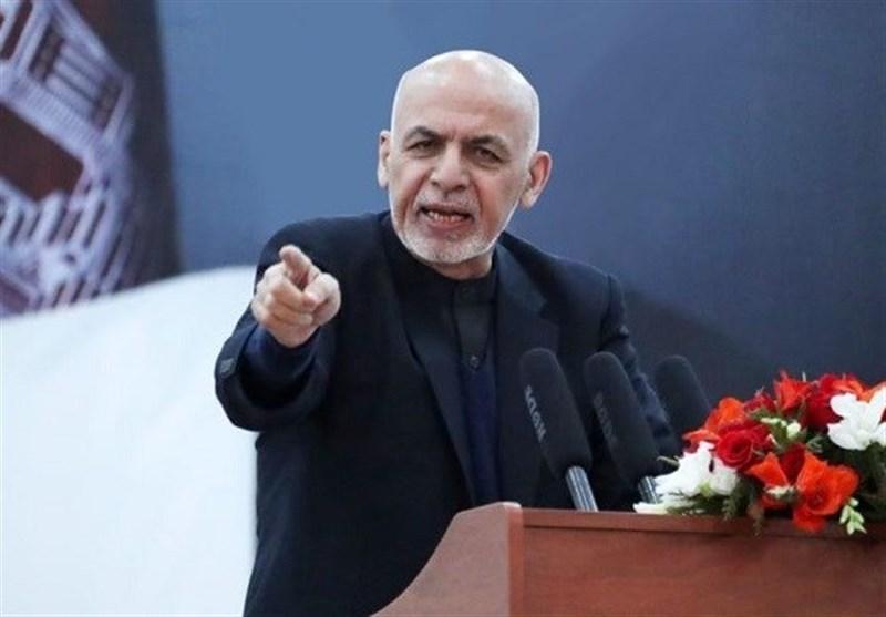 اشرف غنی: طالبان در انتخابات پارلمانی افغانستان سهیم شوند