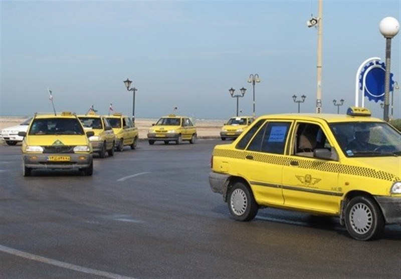 بوشهر|ناوگان فرسوده تاکسیرانی بوشهر نوسازی میشود