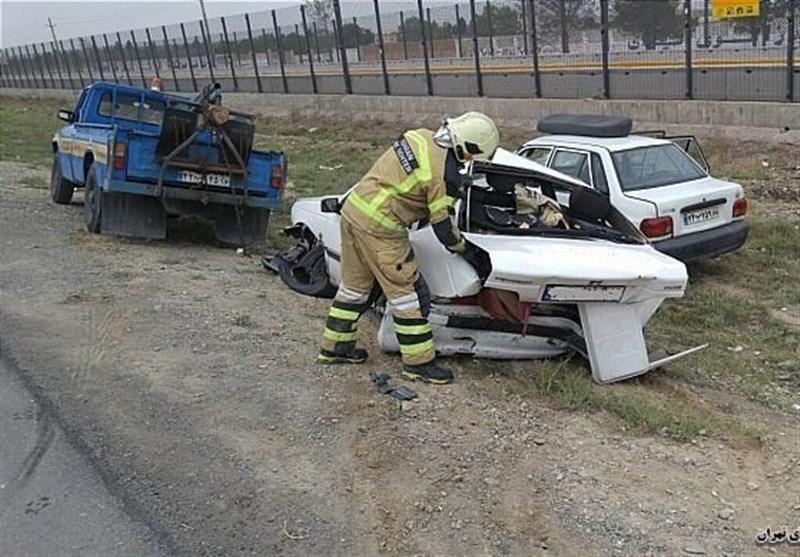 اردبیل|وضعیت تصادفات جادهای در شمال اردبیل بحرانی است