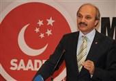 معاون حزب سعادت: استقبال ترکیه از بمباران سوریه بزرگترین حقارت است