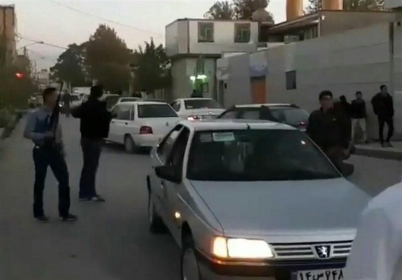 کهگیلویه و بویراحمد| زخمی شدن 2 مامور نیروی انتظامی در درگیری طایفهای شهرستان بهمئی