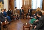 بشار اسد در دیدار یک هیئت روسی: تجاوز موشکی به سوریه با دروغ پردازی و سند سازیها صورت گرفت