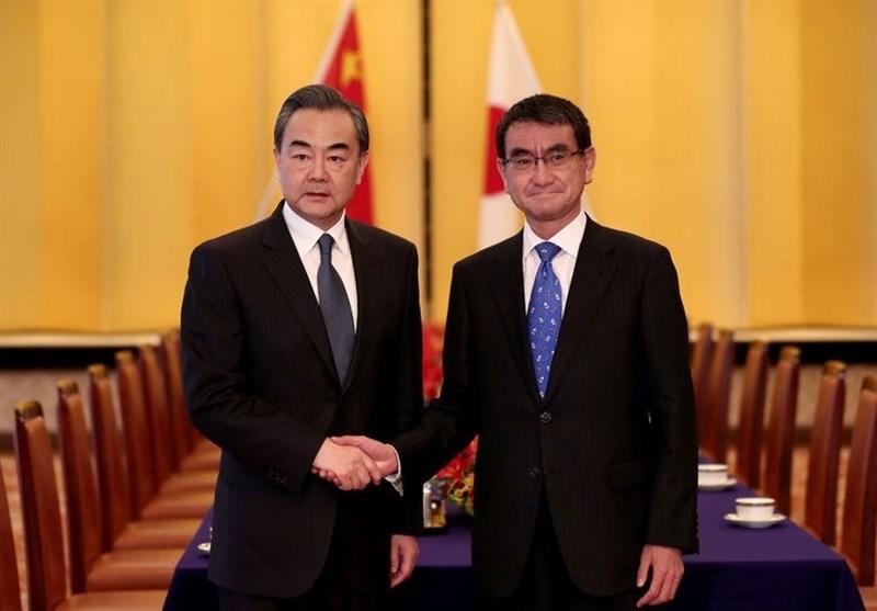 یخ روابط چین و ژاپن آب میشود؟ ,