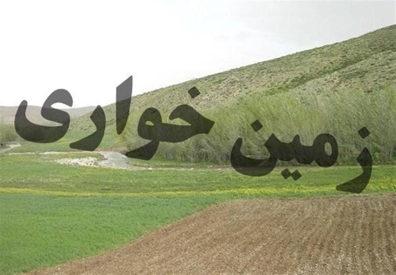 دستگیری ۴۴ زمینخوار در استان گلستان