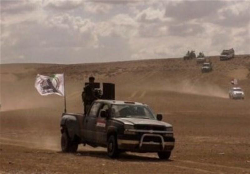 شام میں داعش کے خفیہ ٹھکانوں پر الحشد الشعبی کا شدید حملہ/ متعدد ٹھکانے تباہ