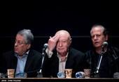 نشست شورای عالی خانه موسیقی با منتقدان به روایت عکس