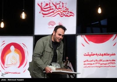 محمد حسین مهدویان یکی از کاندیداهای چهره سال هنر انقلاب اسلامی در سال 96