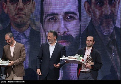 مهدی نقویان مستندساز یکی از کاندیداهای چهره سال هنر انقلاب اسلامی در سال 96
