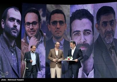 مراسم انتخاب چهره سال هنر انقلاب اسلامی در سال 96