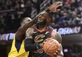 لیگ NBA| کلیولند از سد پیسرز گذشت/ مدافع عنوان قهرمانی مغلوب اسپرز شد