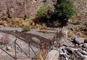 خوزستان| 5 نفر باقیمانده از مفقودان کوه چور ایذه توسط هلال احمر پیدا شدند