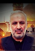یادبود جانبازی که در جوار ضریح امیرالمومنین(ع) درگذشت+فیلم
