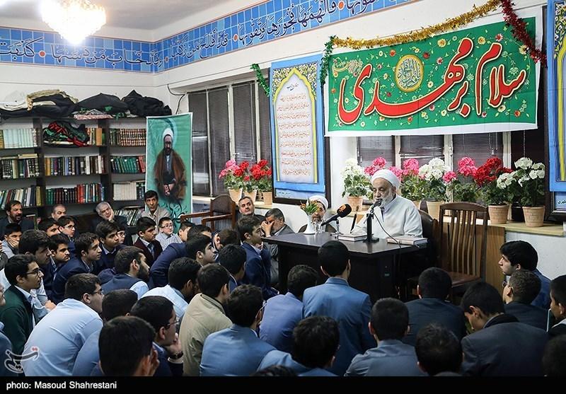 سخنرانی حجت الاسلام قرائتی در بیست و ششمین آزمون نهایی درسهایی از قرآن