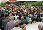فارس  جانباختگان حادثه کازرون با حضور گسترده مردم تشییع شدند