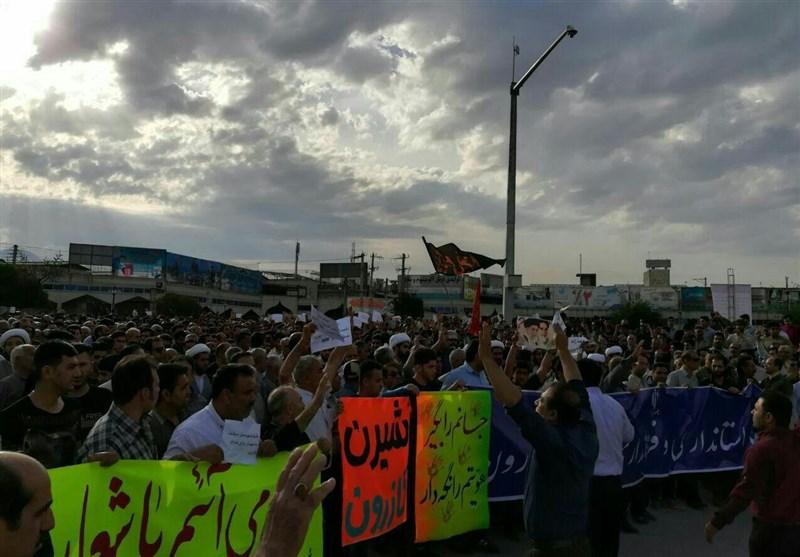 فارس| تجمع اعتراضی مردم در مخالفت با تقسیم شهرستان کازرون؛ اولویت مسئولان کازرون رسیدگی به رکود اقتصادی و بیکاری باشد